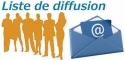 Liste de diffusion réservée aux médecins fédéraux