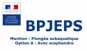 Formation au BP JEPS Plongée réservée aux MF1 dans les Pyrénées Orientales en 2021