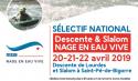 NEV Inscription Selectif Slalom et Descente à Betharram
