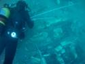 Samedi 18 juillet 2015 - Journée découverte  d'une  fouille  archéologique  sous-marine