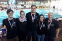 Des médailles pour le TMP aux Championnats de France