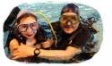 La plongée, sport d'eau, solidairepour l'UNICEF