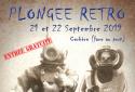 Seconde édition du Festival Plongée Rétro - ANNULÉ CAUSE MÉTÉO
