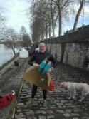 Philippe GROS à Amboise/Tours Nage avec Palmes
