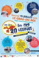 Fête de la Mer et des Littoraux au Grau du Roi le 15 juillet
