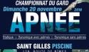 Championnat du Gard d'Apnée – FFESSM ------------
