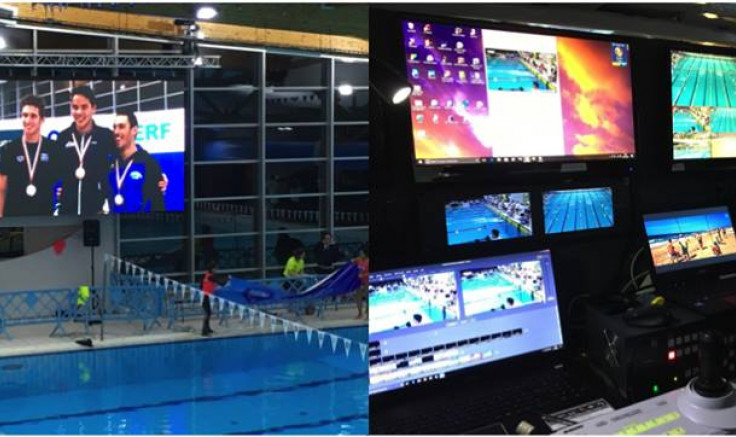 Sport Diving World Cup : diffusion en live